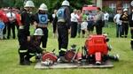 Gminne zawody sportowo – pożarnicze