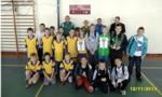 Gminne Mistrzostwa wHalowej Piłce Nożnej Chłopców