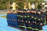Zawody sportowo – pożarnicze Pleszew 2015