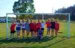 Turniej piłkarski szkół podstawowych io gimnazjów