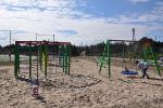 Plac zabaw wCzerminie