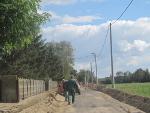 Przebudowa drogi gminnej wm. Broniszewice
