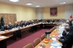 Świąteczne posiedzenie Zarządu OSP