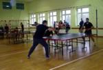 Turniej Tenisa Stołowego Drużyn Ochotniczych Straży Pożarnych Gminy Czermin