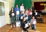Mistrzostwa Powiatu Pleszewskiego wWarcabach Klasycznych dziewcząt ichłopców szkół podstawowych