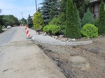 Przebudowa drogi gminnej  Mamoty – Strzydzew
