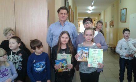 """Wyniki konkursu """"Najbardziej aktywny czytelnik roku 2017"""""""