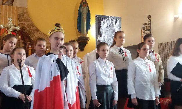 Obchody 100-lecia odzyskania niepodległości przezPolskę