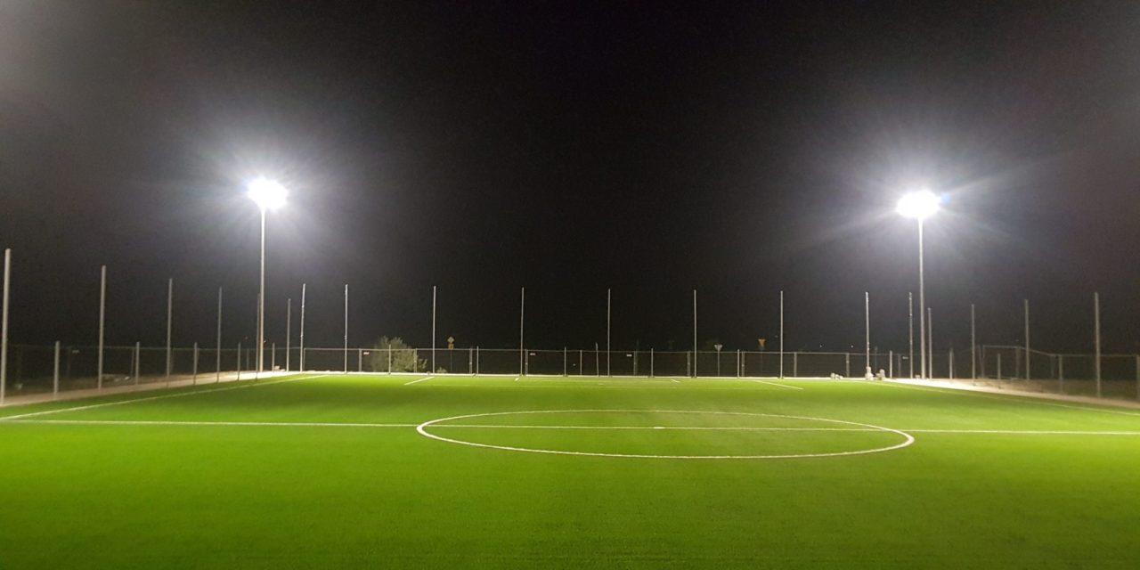 Otwarcie boiska sportowego wBroniszewicach