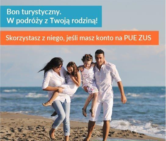 Sprawdź jak skorzystać zPolskiego Bonu Turystycznego