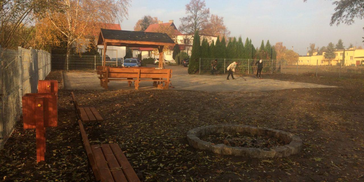 """""""Zagospodarowanie przestrzeni publicznej dla mieszkańców sołectwa Czermin"""""""