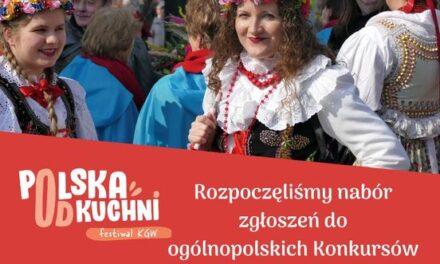 Zapisy doogólnopolskich konkursów dla Kół Gospodyń Wiejskich 2021